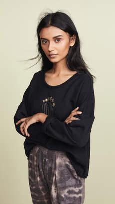 Raquel Allegra Crew Neck Sweatshirt