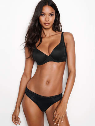 Victoria's Secret Unlined Plunge Demi Bra