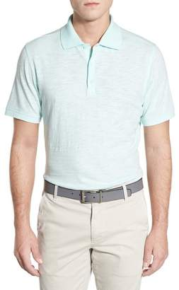 AG Jeans Green Label Bryant Trim Fit Polo