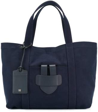 1ca034830bf Tila March Simple large tote bag