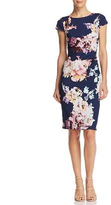 Adrianna Papell Flower Magic Sheath Dress - 100% Exclusive