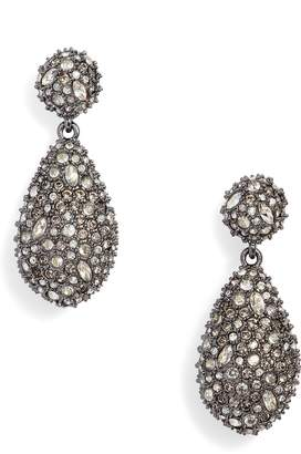 Alexis Bittar Pave Drop Earrings