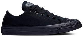 b73ba2ccb7a2 Converse Chuck Taylor All Star Ox Womens Glitter Toe Sneakers