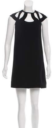 Diane von Furstenberg Achava Cutout Dress