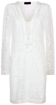 Hale Bob Lace Mini Dress