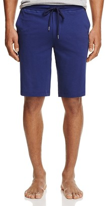 Hanro Harvey Knit Lounge Shorts $92 thestylecure.com