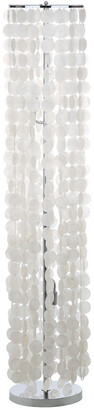 Safavieh Illumina 3 Light Capiz 60In Floor Lamp