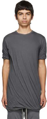 Rick Owens Grey Double T-Shirt