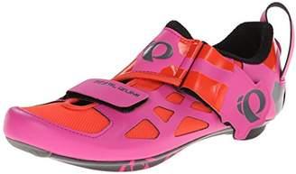 Pearl Izumi Women's W Tri Fly V Carbon W/b Tri Cycling Shoe