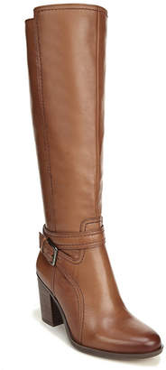 Naturalizer Kelsey Wide Calf Riding Boots Women Shoes