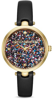 kate spade new york Abracadabra Holland Watch, 34mm $195 thestylecure.com
