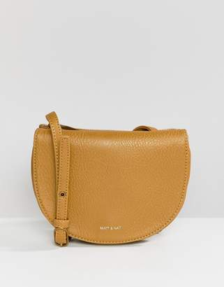 Matt & Nat opia oval crossbody bag