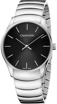 Calvin Klein Classic Analogue Stainless Steel Bracelet Watch