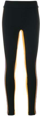 NO KA 'OI No Ka' Oi side stripe fitness leggings