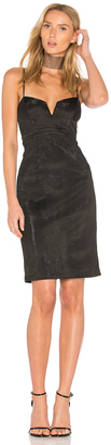 Bardot Alexandra Metallic Dress $99 thestylecure.com
