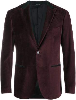 Tonello textured dinner jacket
