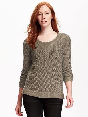 Textured-Knit Sweater for Women $29.94 thestylecure.com