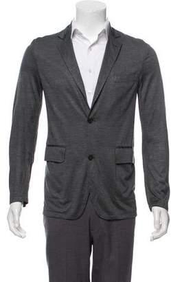 Lanvin Lightweight Silk Blazer