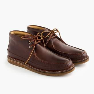 J.Crew Sperry® Gold Cup crepe soled leather chukka boots