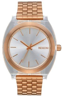 Nixon Time Teller Acetate Bracelet Watch, 40mm