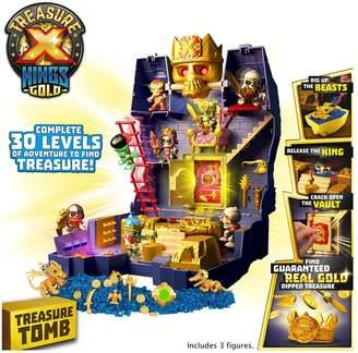 Treasure X KINGS GOLD DOOM TOMB PLAYSET