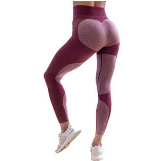 c09b8aa990e98b Theshy-women pants Theshy Womens Workout Leggings Sports Yoga Gym Fitness  Pants Athletic Clothes