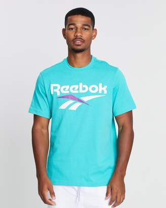 Reebok Classics SS Vector Tee - Men's