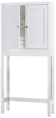 Celine DISTINCTLY HOME Space Saving Two-Door Storage Cabinet