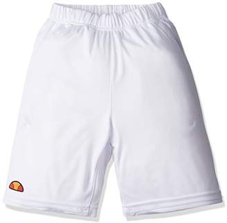 Ellesse (エレッセ) - (エレッセ) ellesse テニスウェア TEAMショーツ ETS27000 [ジュニア] ETS27000 W ホワイト 130