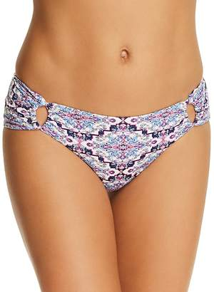 Soluna Printed Loop Full Moon Bikini Bottom