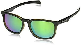 Pepper's Unisex-Adult Hat Trick MP5919-85 Polarized Oval Sunglasses