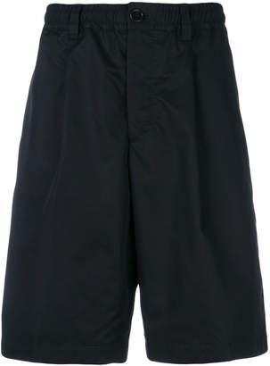 Marni shiny bermuda shorts