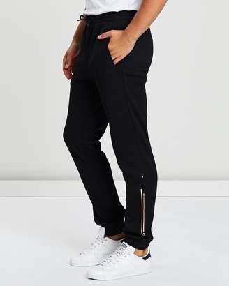 BOSS Cuffed Slim Fit Jogging Pants