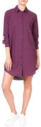 Skin and Threads Cotton Shirt Dress
