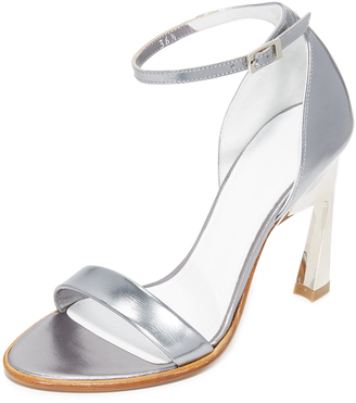 Maison Margiela Sandals with Ankle Strap $940 thestylecure.com
