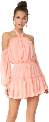 MISA Indi Dress $246 thestylecure.com