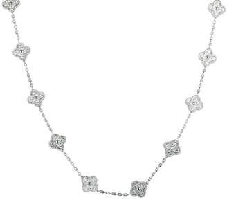 Van Cleef & Arpels Heritage  18K 9.66 Ct. Tw. Diamond Necklace