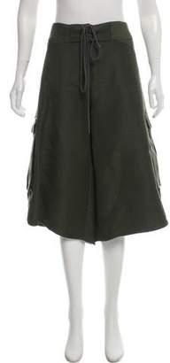 Rosie Assoulin High-Rise Culottes