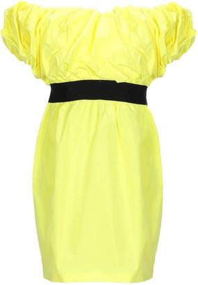 MSGM Short dresses - Item 34922320GH