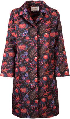 La DoubleJ Nylon Loden Coat