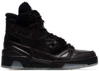 106d5113c74c Converse x Soloist black ERX 260 leather high-top sneakers