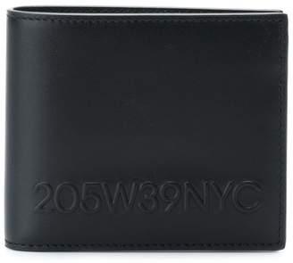 Calvin Klein (カルバン クライン) - Calvin Klein 205W39nyc 二つ折り財布