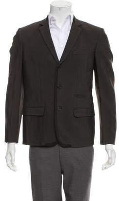 Marc Jacobs Virgin Wool & Silk Blazer