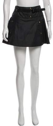 Belstaff Flared Mini Skirt
