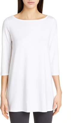 5fa8702b3a4 Eileen Fisher White Women's Tunics - ShopStyle