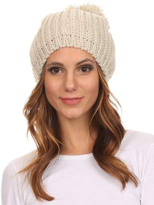 d630db3d180 at Amazon Canada · Sakkas CHSS1545 - Lax Wide Unisex Cable Knit Large Pom  Pom Bobble Beanie Hat Cap -