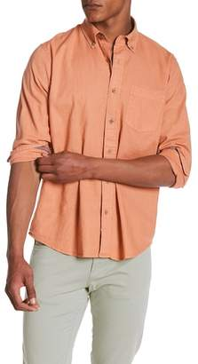 Tailor Vintage Linen Blend Regular Fit Shirt