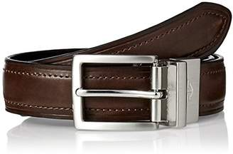 Dockers Big Boys' Dress Reversible Belt