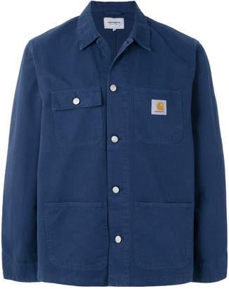 Carhartt chest pocket shirt jacket