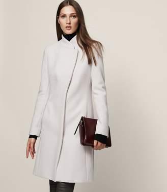 Reiss Lanston Longline Coat